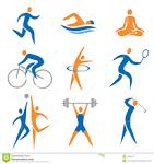 Resultado de imagen de imagen de deporte