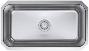 kitchen sink top view. Sink Top View Less Than The Kitchen Faucet Com K 5290 HCF NA 72218 9