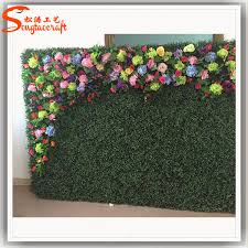 Small Picture Home Decor Vertical Green Wall Artificial Moss Grass Wall For