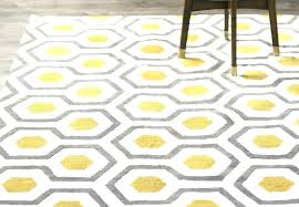 grey and yellow rug attractive area with rugs decoration ikea chevron