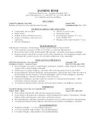 Security Resume Template Information Security Analyst Resume Us ...