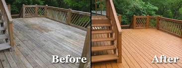 deck cleaning sealing u0026 staining o deck cleaning and sealing e88