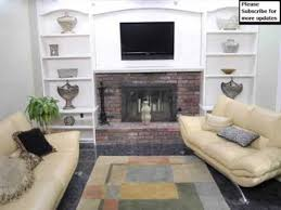 shelving around fireplace wall storage shelves picture collection