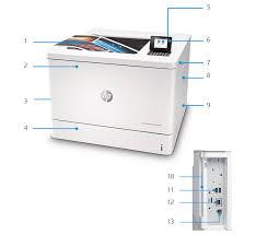 HP <b>Color LaserJet Enterprise</b> M751dn