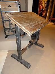 cool industrial furniture. so cool drawing table industrial furniture e