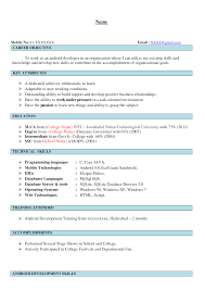 Salesforce Resume Sample Download Salesforce Resume Sample DiplomaticRegatta 6