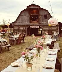 western wedding ideas photo cowboy centerpiece outdoor