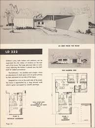 Small Picture 59 best Mid Century Floor Plans images on Pinterest Modern house