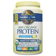 garden of life organic plant protein