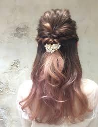 ヘアアレンジ ロングnbー014 ヘアカタログ髪型ヘアスタイル