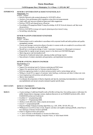 Optical Engineer Resume Design Senior Engineer Resume Samples Velvet Jobs 8