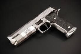 How Sig Sauer Makes The Worlds Best Handguns The National Interest
