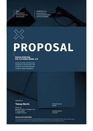 Design Proposal Minimal Design Proposal By Egotype Issuu 5