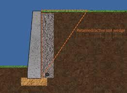 retaining wall failure rapid