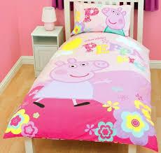 20 best Peppa Pig bedroom images on Pinterest | Kidsroom, Ikea ... & Character World Peppa Pig Adorable Single Rotary Duvet Set Adamdwight.com