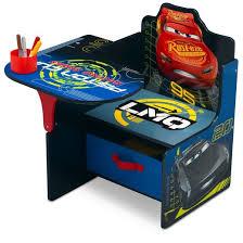 chair desk with storage bin. disney/pixar cars chair desk with storage bin r