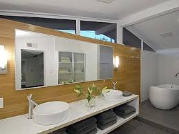 MCM Bathroom With Open Vanity Interiors Pinterest Minimalist Unique Mid Century Bathroom Remodel Minimalist