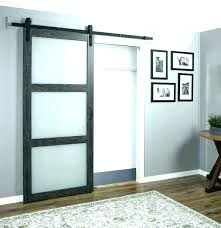 double sliding barn doors door hardware terrific interior frosted glass hanging can you hang from ceiling barn door track hanging