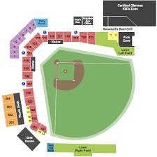 Gcs Ballpark Seating Chart Gateway Grizzlies Vs Washington Wild Things Events