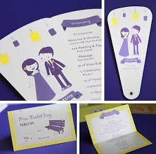 Wedding Design Ideas 21 wedding program design ideas to guide your