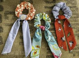 how to make scrunchies the quick and