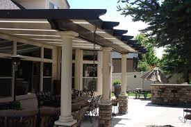 boise patio covers awnings pergolas