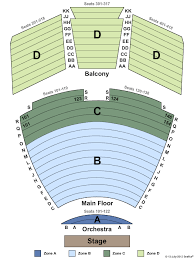 Benson Auditorium Seating Chart Blue Man Group Tickets At Baum Walker Hall At Walton Arts
