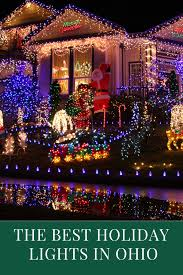 The Best Holiday Lights In Ohio Moments With Mandi