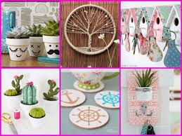 easy crafts to make and 30 cute diy crafts ideas to