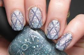 Zoya Magical Pixies Nail Art: Crisscross Texture Gradient ...