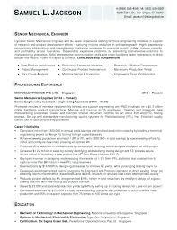 Sample Resume Mechanical Engineer Here Are Design Engineer Resume Mechanical Engineer Resume Free 76