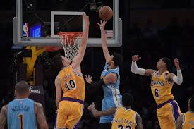lakers podcast how good can ivica zubac be silver screen and roll kirby lee usa today sports
