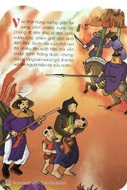 Sách Truyện Cổ Tích Việt Nam Dành Cho Thiếu Nhi - Thánh Gióng - FAHASA.COM