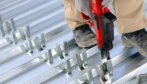 Metal Deck Shear Connectors Hilti Usa