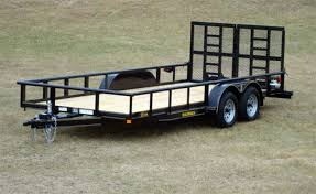 tandem axle utility trailer johnson trailer co Tandem Wiring Diagram tandem axle utility trailer tandem trailer wiring diagram