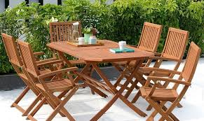 furniture wooden garden sets and round rattan argos bistro chair rectangular asda clearance table foldable plastic