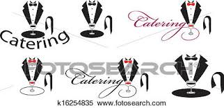Catering Clipart Catering Clipart K16254835 Fotosearch