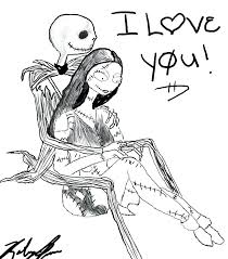 Free Printable Nightmare Before Christmas Coloring Pages Best For