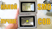 Подключение прожектора с датчиком движения - YouTube