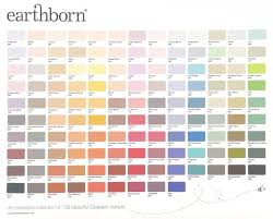 Ici Paint Catalogue Color Wheel Chart With Names Of Colors