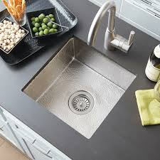 Cps534 Cantina Bar And Prep Sink In Brushed Nickel
