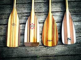 decorative oars and paddles decorative wooden oars and paddles hand carved canoe old outrigger for