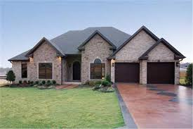 traditional house plans. #153-1210 · Color Photo Of This House Plan Traditional Plans