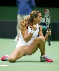 Free nude women tennis players