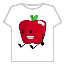 Roblox Wiki Shirt Roblox Apple Shirt Wiki Object Shows Amino