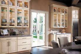 Kitchen Cabinet Paints And Glazes Waypoint Living Spaces Style 610 In Painted Hazelnut Glaze