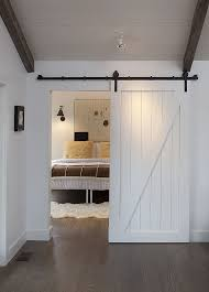 view in gallery custom barn door for the contemporary bedroom design artistic designs for living tineke