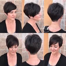 10 Betoverend Mooie Korte Kapsels Voor Dames Met Donker Haar