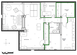 Basement Design Plans Model Impressive Ideas