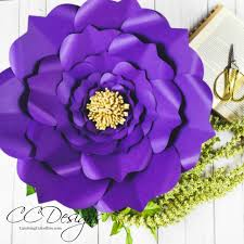 Flowers Templates Arielle Style Xl Flower Templates